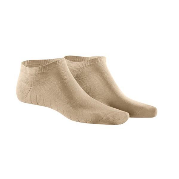 KUNERT FRESH UP Sneaker Socke beige