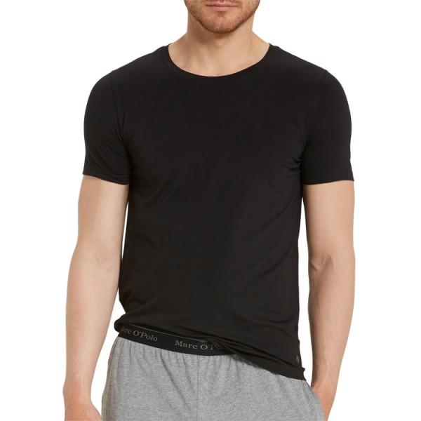 "Marc O'Polo ""Cotton Stretch"" schwarzes T-Shirt"