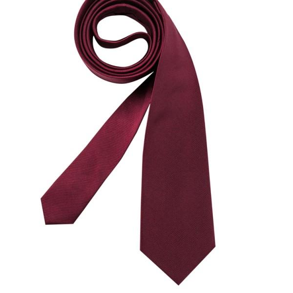 """Seidensticker Krawatte """"SPLENDESTO"""" dunkelrot"""