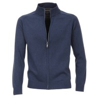 CASAMODA Strickjacke in blau