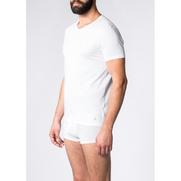 "Marc O'Polo ""2Pack Shirts"" weißes T-Shirt"