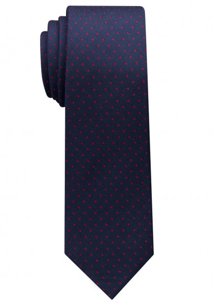 Eterna Krawatte dunkelblau