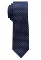 Eterna Krawatte blau