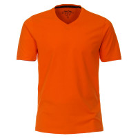 Redmond T-Shirt orange in klassischer Schnittform