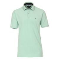 CASAMODA Poloshirt hellblau in klassischer Schnittform