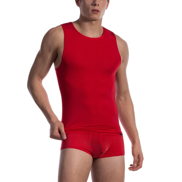 """Olaf Benz """"RED 1201"""" rotes Tanktop"""