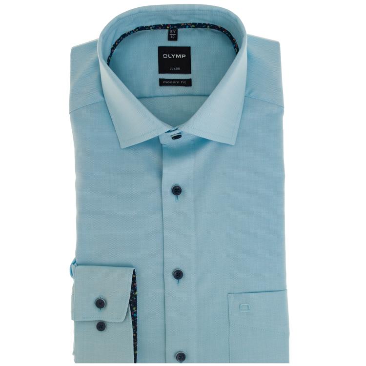 Seidensticker Calzini Business Camicia comfort a maniche corte button-down Colletto A Quadri