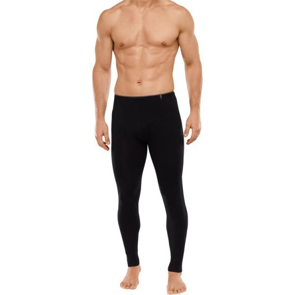 """Schiesser """"95/5"""" schwarze lange Unterhose"""