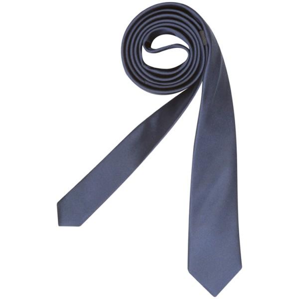 """Seidensticker Krawatte """"UNO SUPER SLIM"""" marine"""