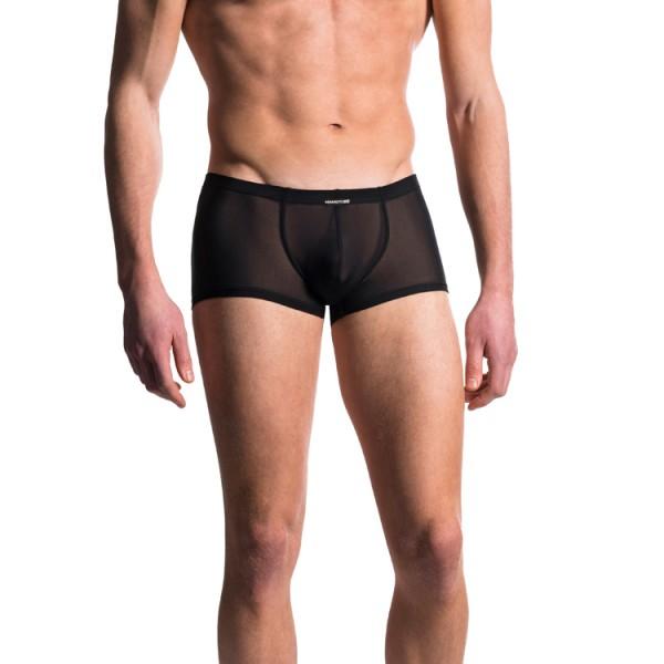 "Manstore ""M101"" schwarze Micro Pants"